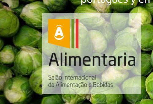 Delisur Europa participará en el salón internacional de la alimentación y hotelería en Lisboa