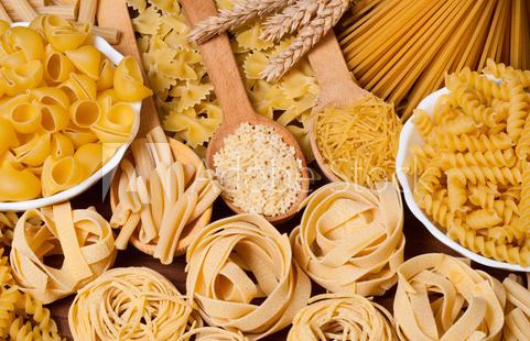 La pasta, alimento básico en una dieta equilibrada