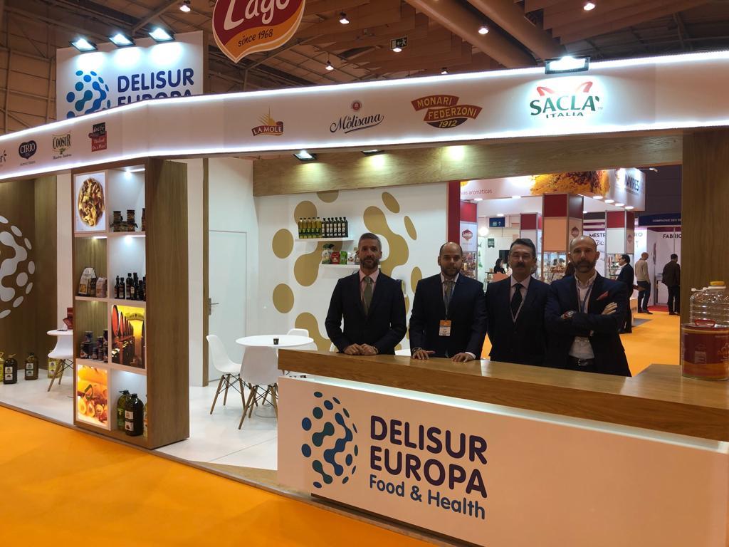 Delisur Europa, presente en el Salón Internacional de la Alimentación y la Hostelería en Lisboa