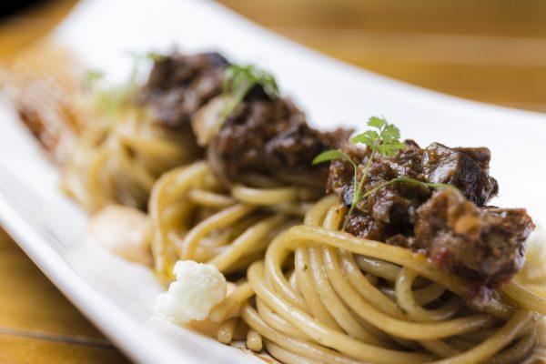 Espaguetis de La Molisana por Javi Estévez