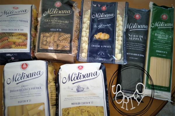 Sorteo en Instagram de pasta La Molisana con Pepi Alemany