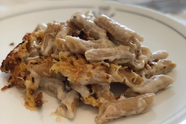 Receta Mac & Cheese por el Chef Javi Estévez